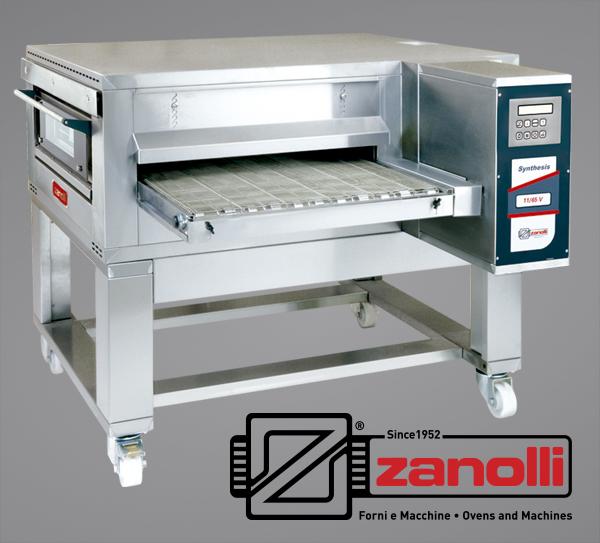 Lineto distribuidor oficial Zanolli para Andalucía